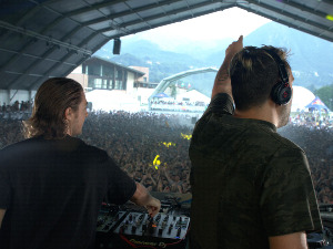 Clubbing experience – Аxwell and Ingrosso at Nameless 2018.